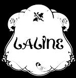 イスラエル発のコスメやフレグランスを中心としたライフスタイルブランド「Laline(ラリン)」のロゴ