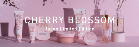 CHERRY BLOSSOM Japan Limeted Edition
